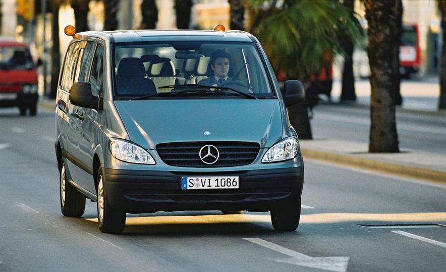 2003 Mercedes-Benz Vito - Slide 1