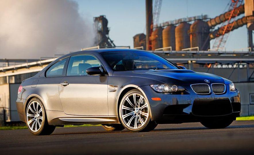 BMW 1-series M coupe (spy photo) - Slide 38