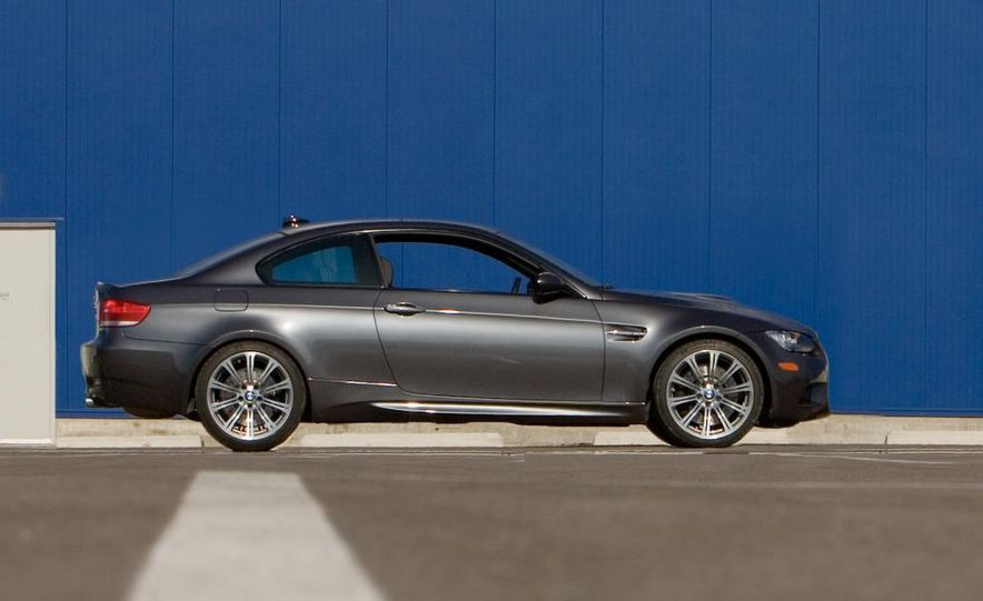 BMW 1-series M coupe (spy photo) - Slide 43