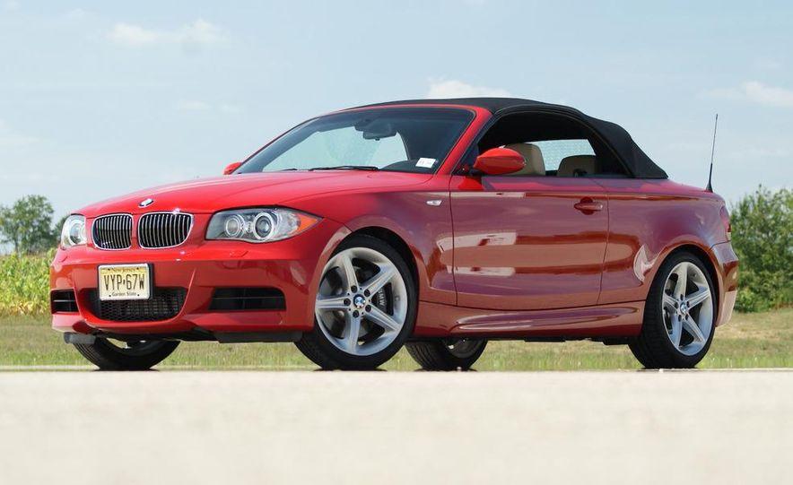 BMW 1-series M coupe (spy photo) - Slide 19