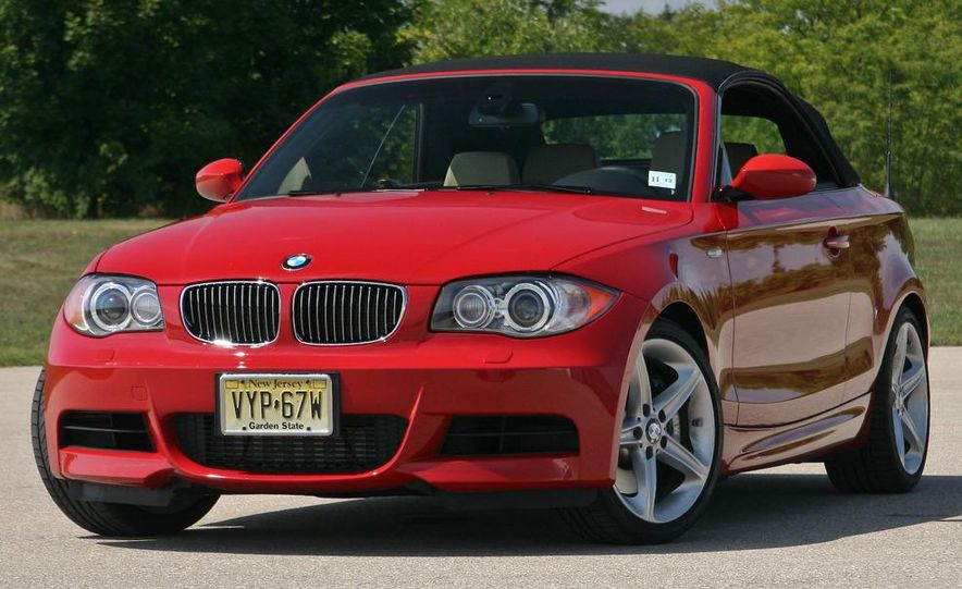 BMW 1-series M coupe (spy photo) - Slide 25