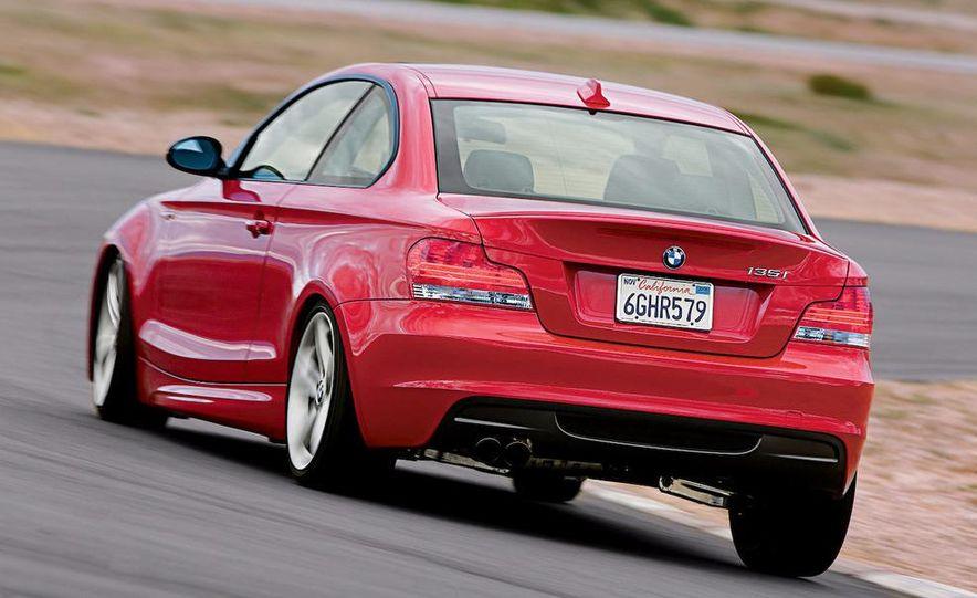 BMW 1-series M coupe (spy photo) - Slide 8