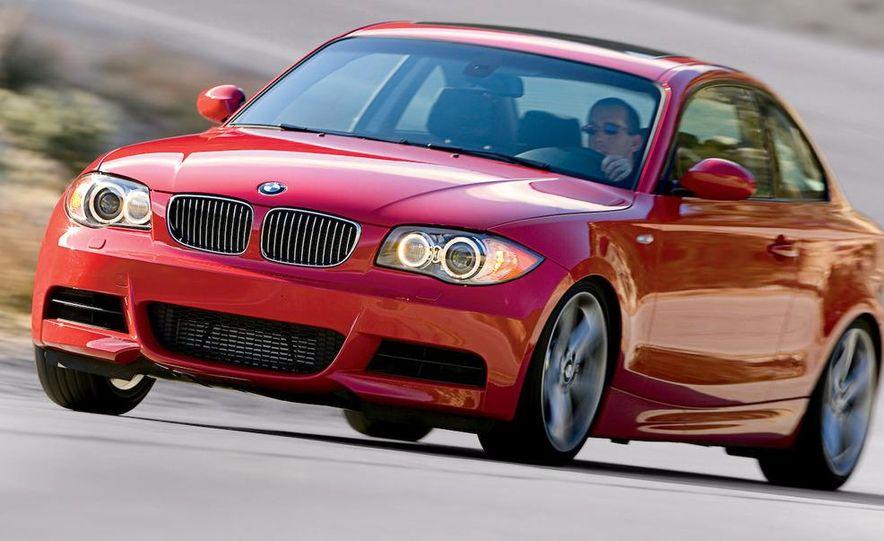 BMW 1-series M coupe (spy photo) - Slide 9