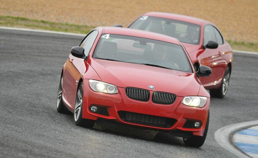 BMW 1-series M coupe (spy photo) - Slide 48