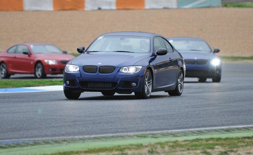 BMW 1-series M coupe (spy photo) - Slide 49