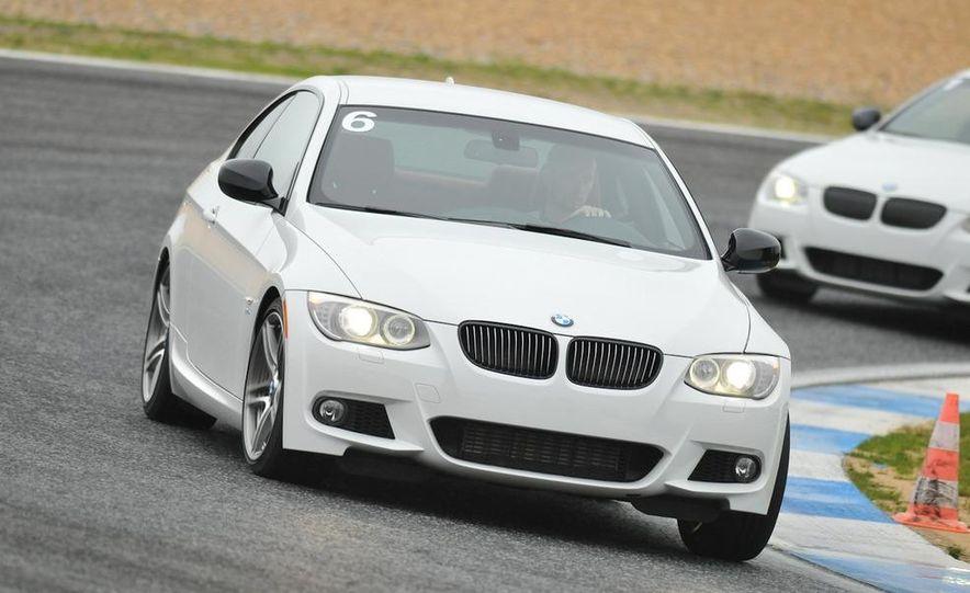BMW 1-series M coupe (spy photo) - Slide 51