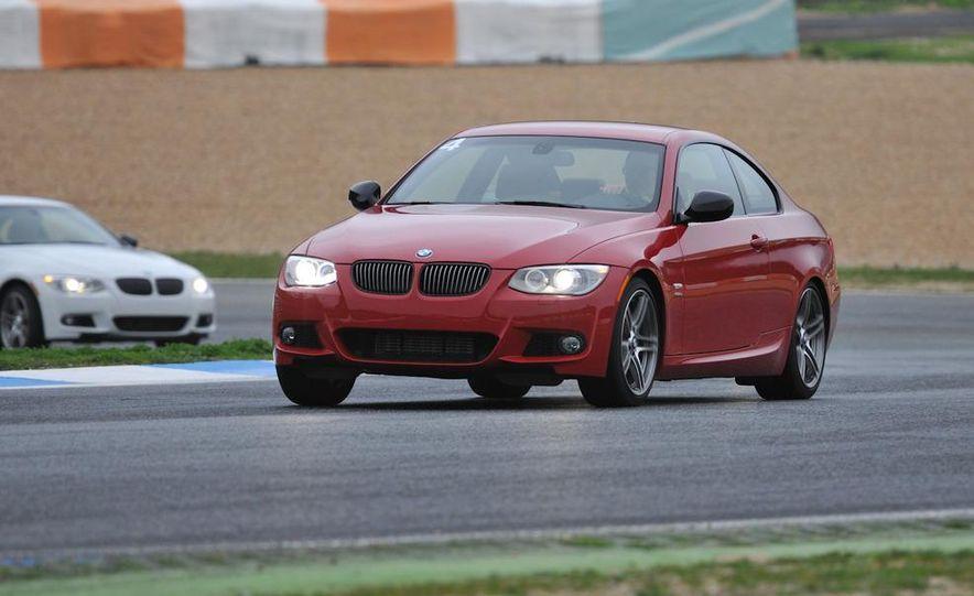 BMW 1-series M coupe (spy photo) - Slide 52