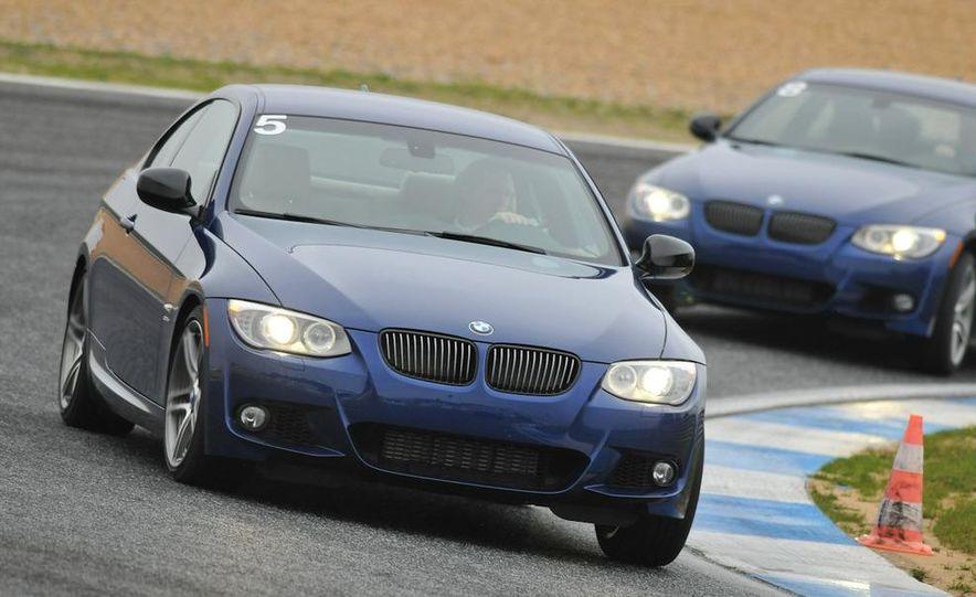 BMW 1-series M coupe (spy photo) - Slide 53