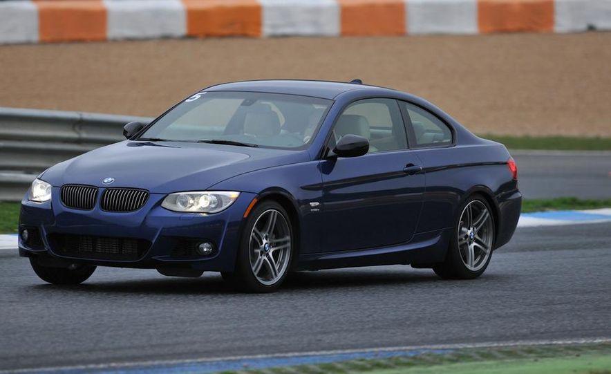 BMW 1-series M coupe (spy photo) - Slide 54