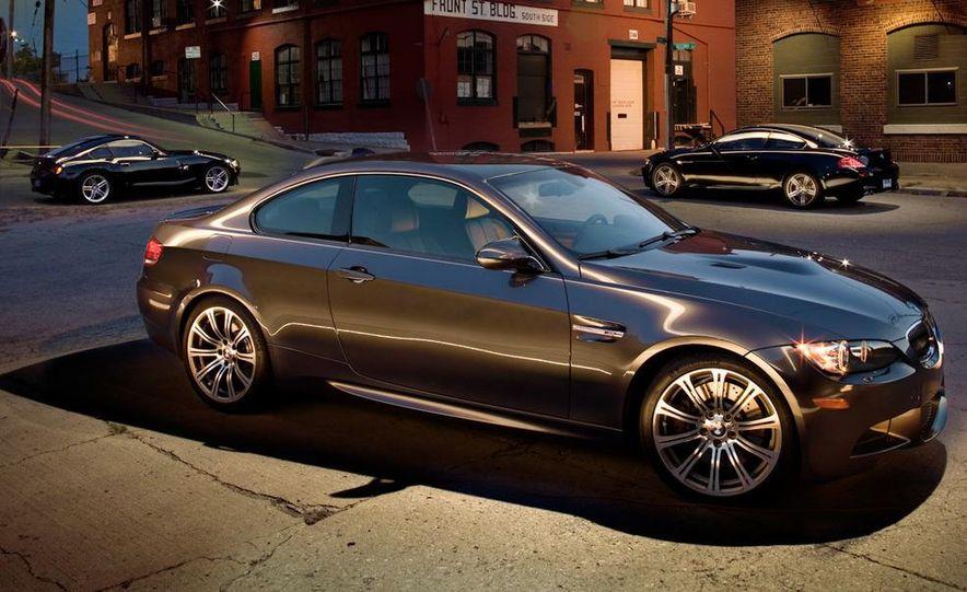 BMW 1-series M coupe (spy photo) - Slide 44