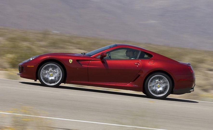 2011 Ferrari 599GTO - Slide 108