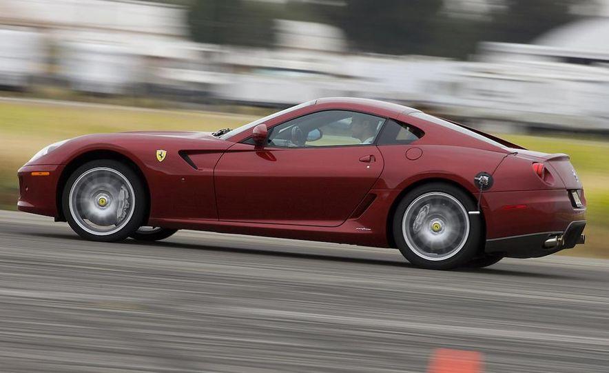 2011 Ferrari 599GTO - Slide 111