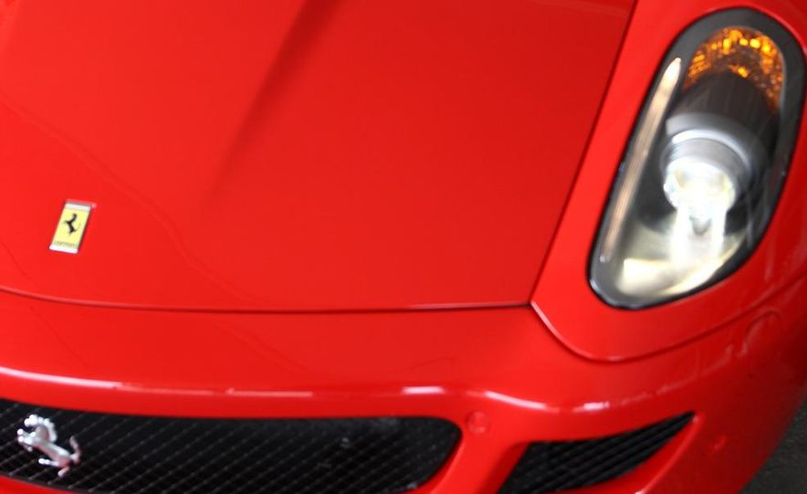 2011 Ferrari 599GTO - Slide 100