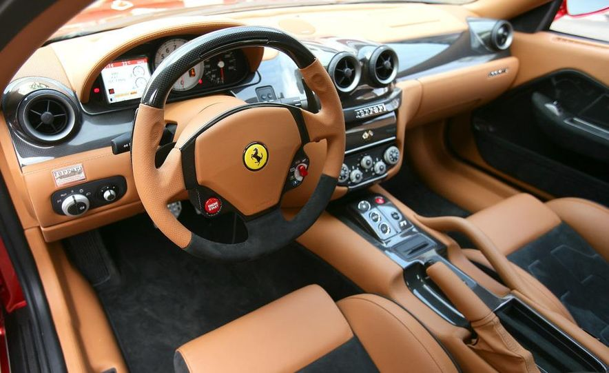 2011 Ferrari 599GTO - Slide 104