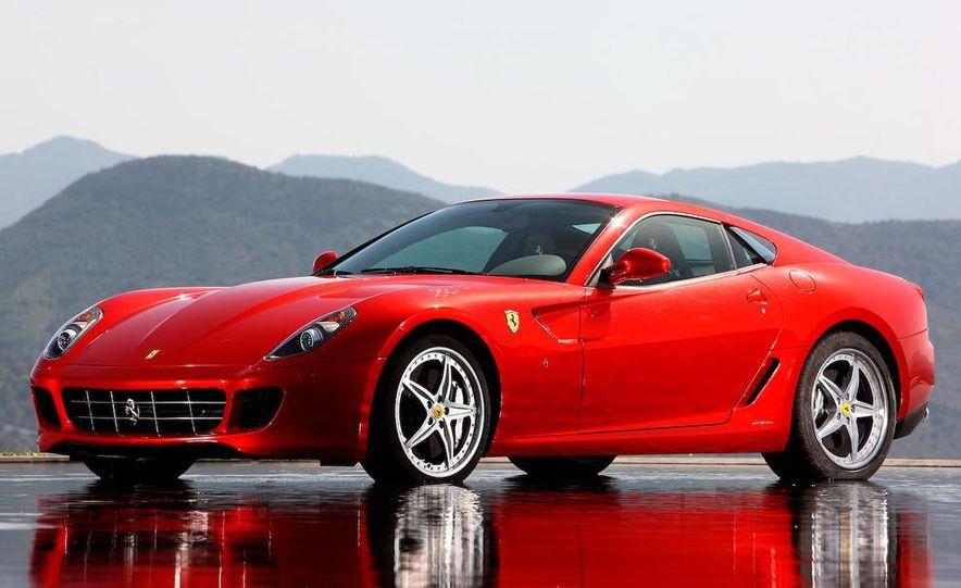 2011 Ferrari 599GTO - Slide 90