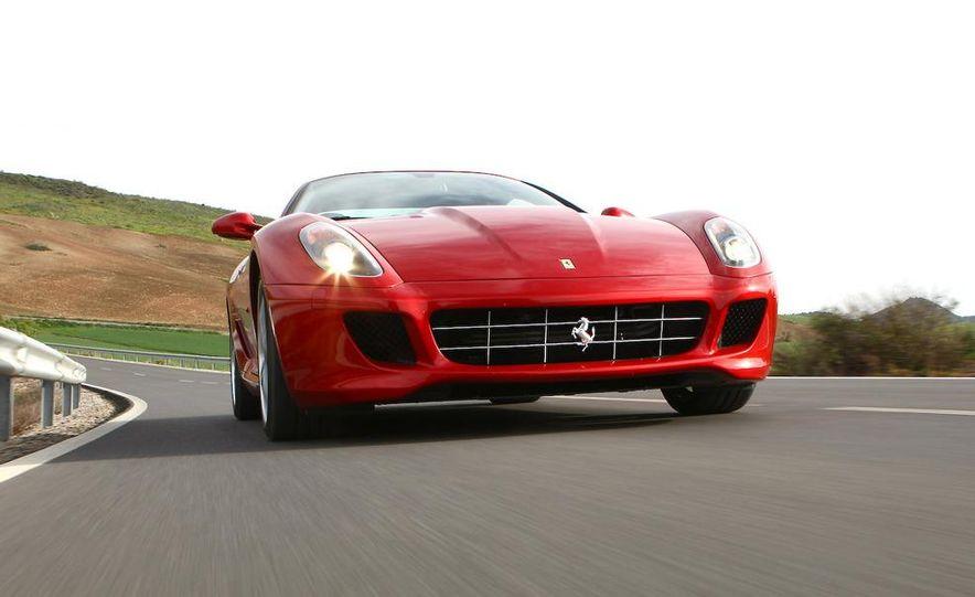 2011 Ferrari 599GTO - Slide 58