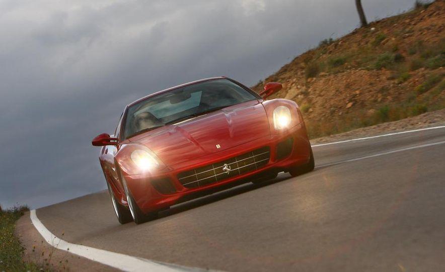 2011 Ferrari 599GTO - Slide 60