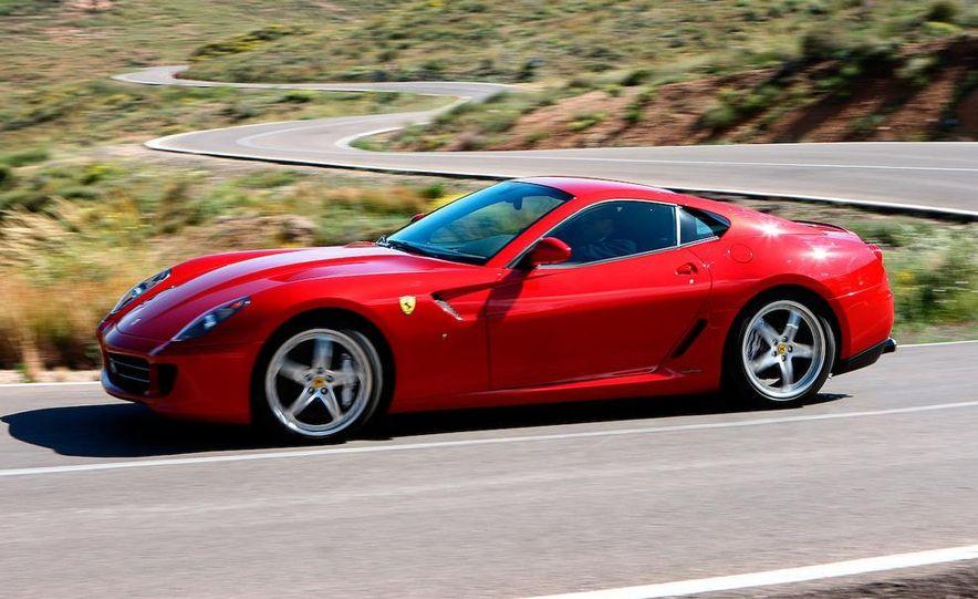 2011 Ferrari 599GTO - Slide 61