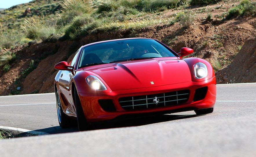 2011 Ferrari 599GTO - Slide 62