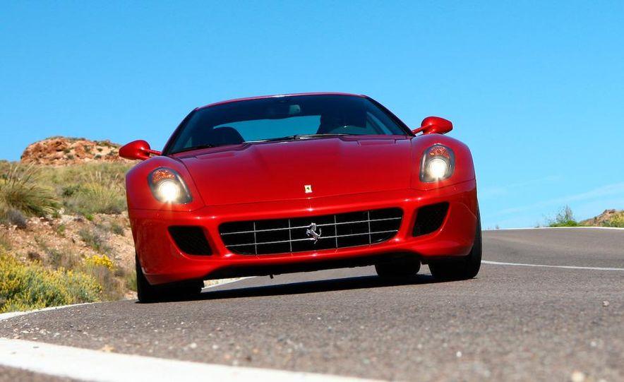 2011 Ferrari 599GTO - Slide 63