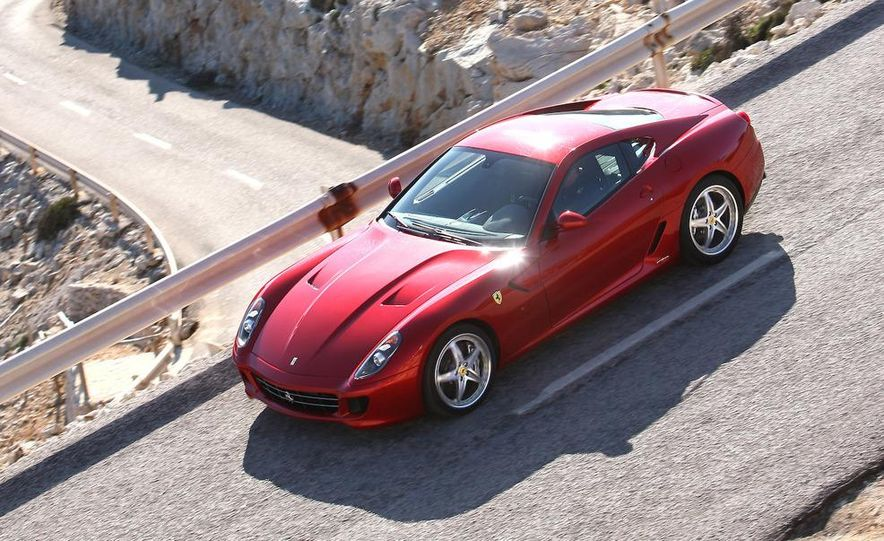 2011 Ferrari 599GTO - Slide 64