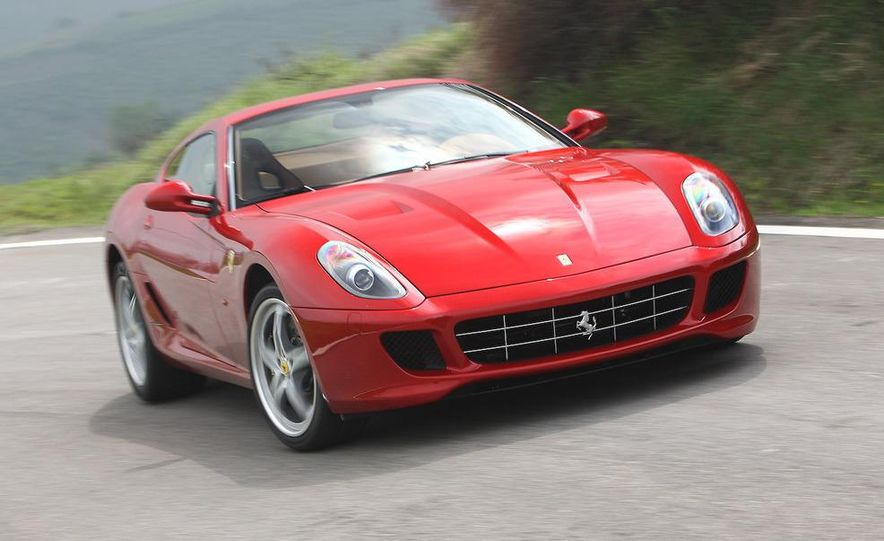 2011 Ferrari 599GTO - Slide 69