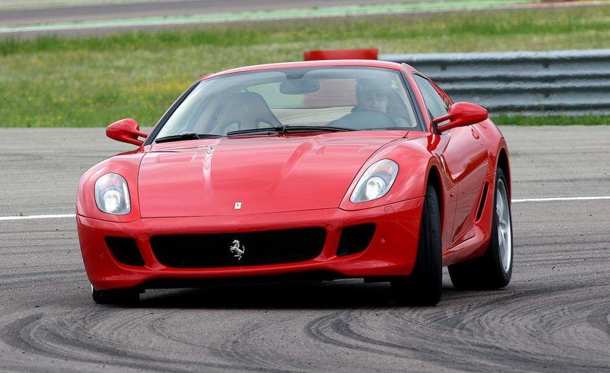 2011 Ferrari 599GTO - Slide 73