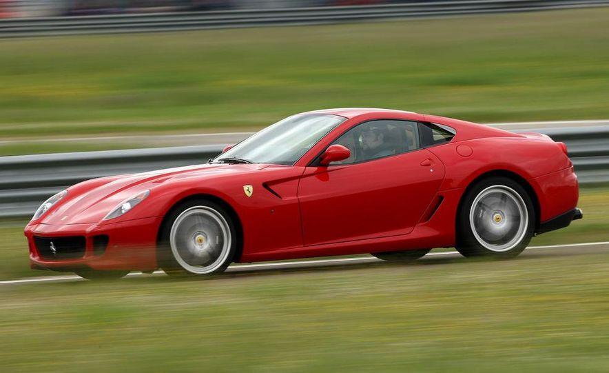 2011 Ferrari 599GTO - Slide 74
