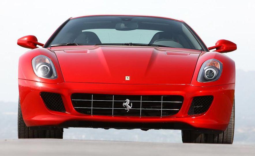 2011 Ferrari 599GTO - Slide 96