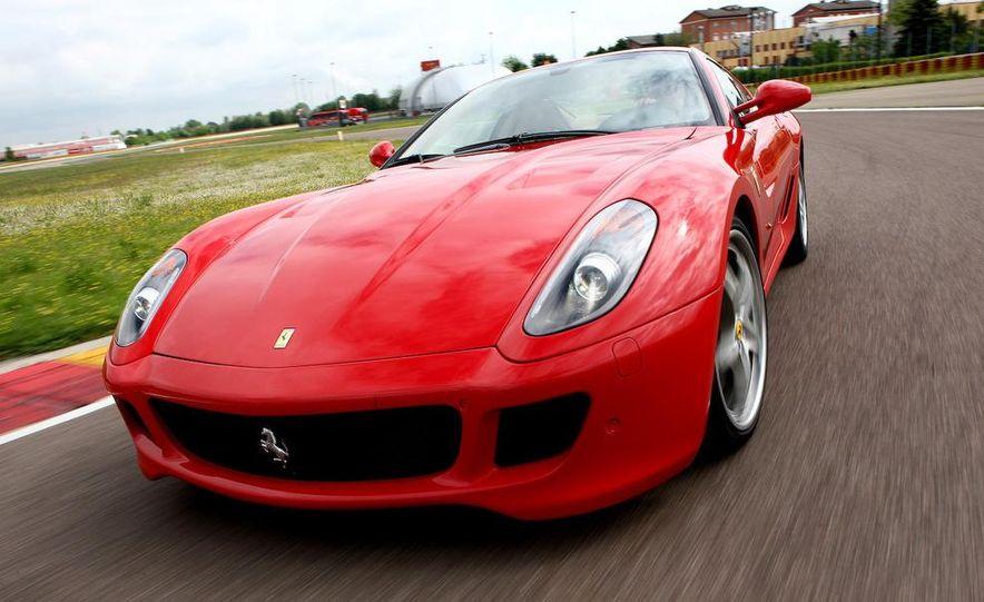 2011 Ferrari 599GTO - Slide 78