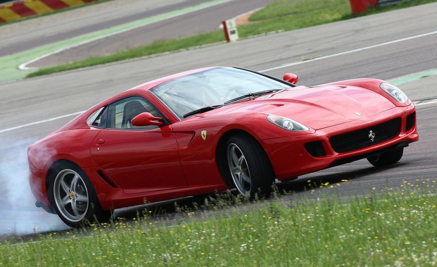 2011 Ferrari 599GTO - Slide 82