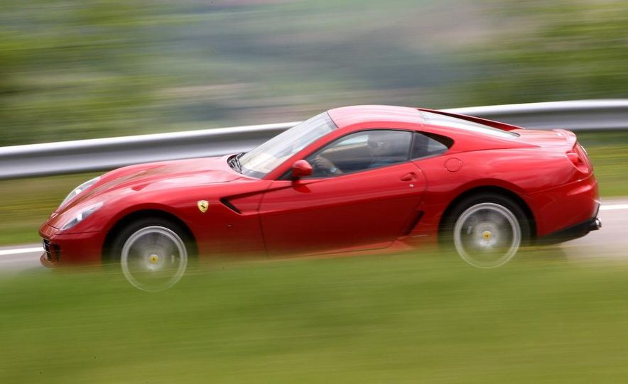 2011 Ferrari 599GTO - Slide 84