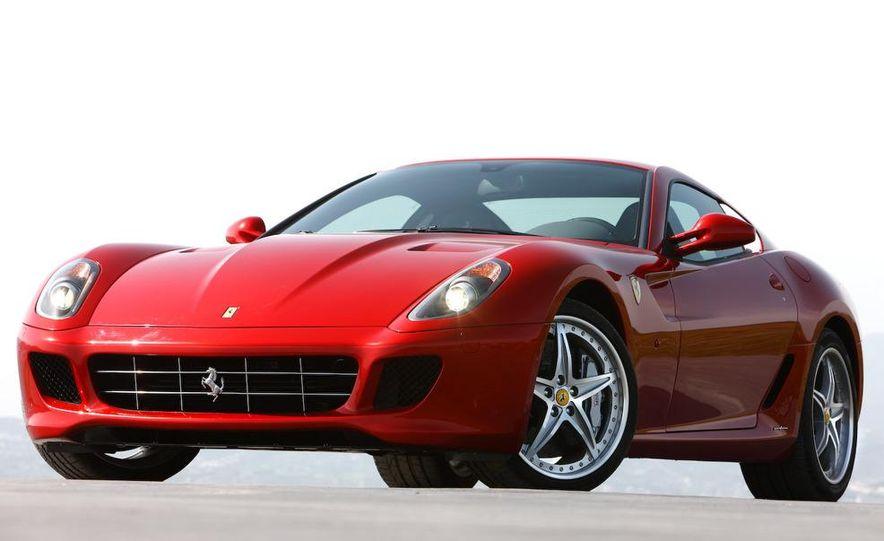 2011 Ferrari 599GTO - Slide 97