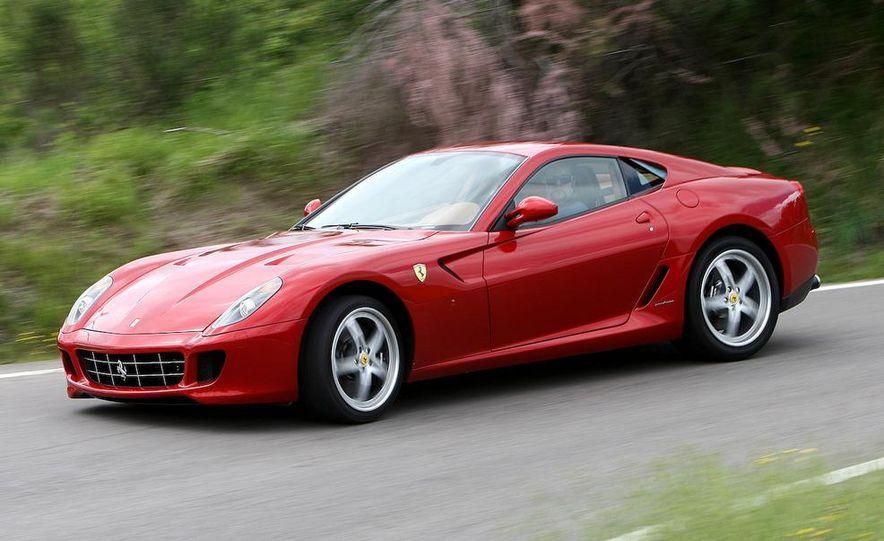 2011 Ferrari 599GTO - Slide 87