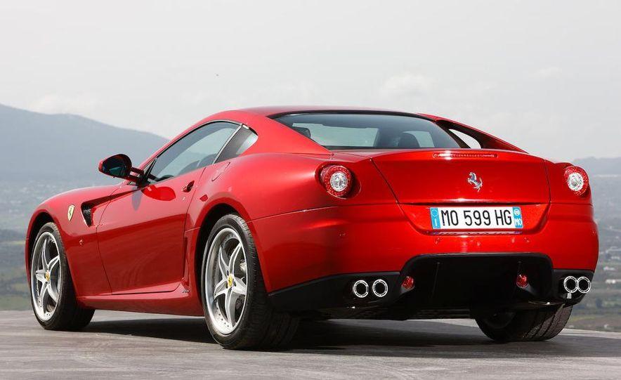 2011 Ferrari 599GTO - Slide 99
