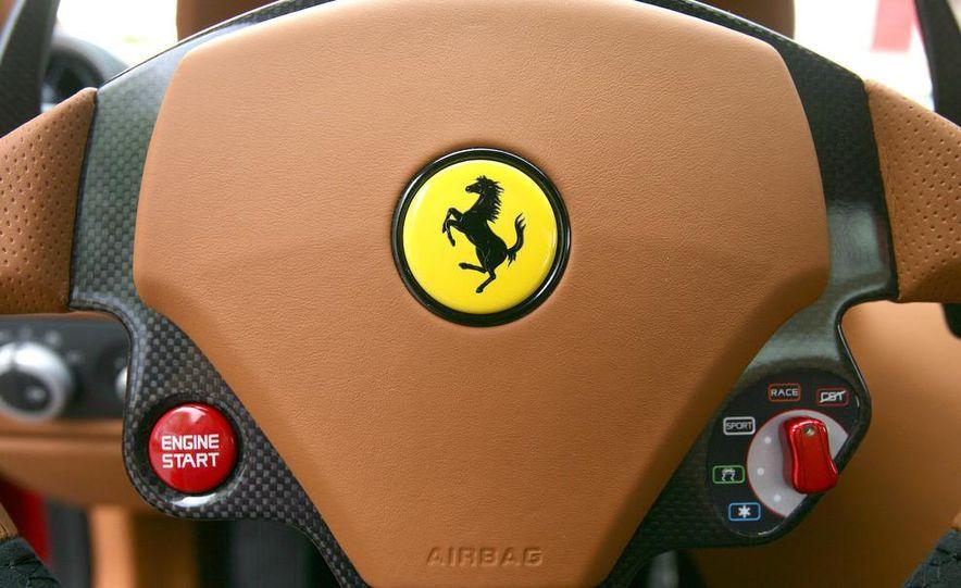 2011 Ferrari 599GTO - Slide 118