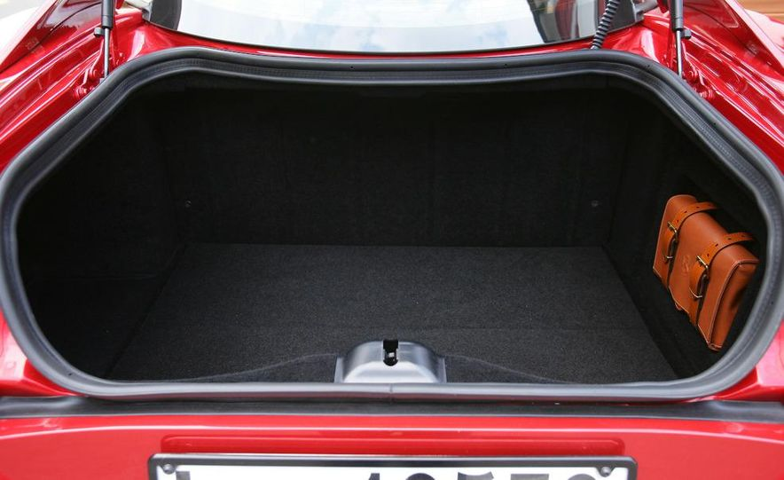 2011 Ferrari 599GTO - Slide 102