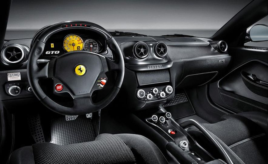 2011 Ferrari 599GTO - Slide 5