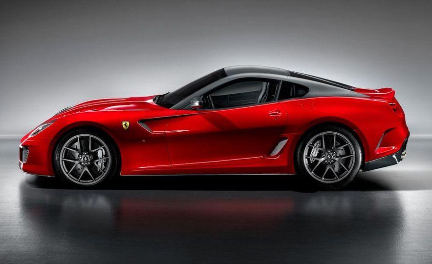 2011 Ferrari 599GTO - Slide 1