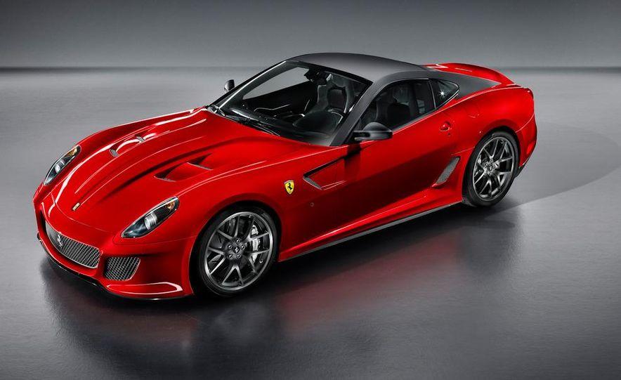 2011 Ferrari 599GTO - Slide 4