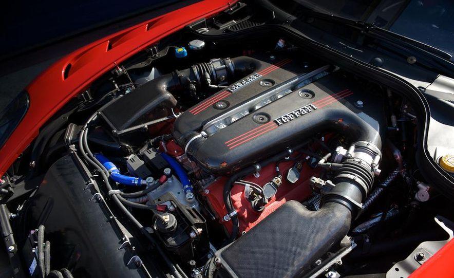 2011 Ferrari 599GTO - Slide 50