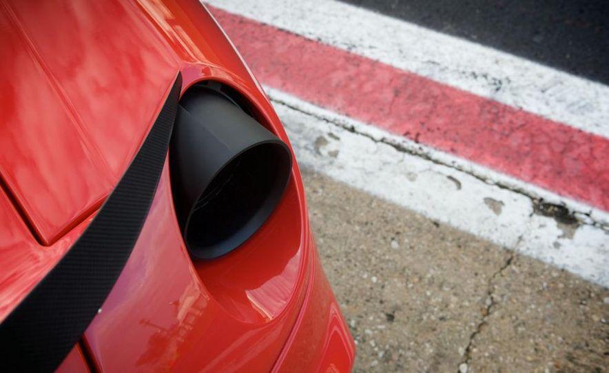2011 Ferrari 599GTO - Slide 44