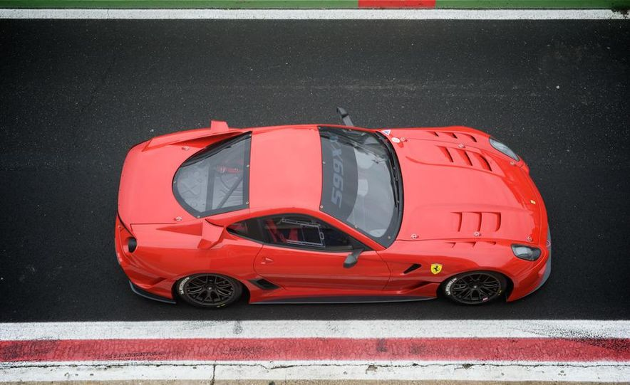 2011 Ferrari 599GTO - Slide 26