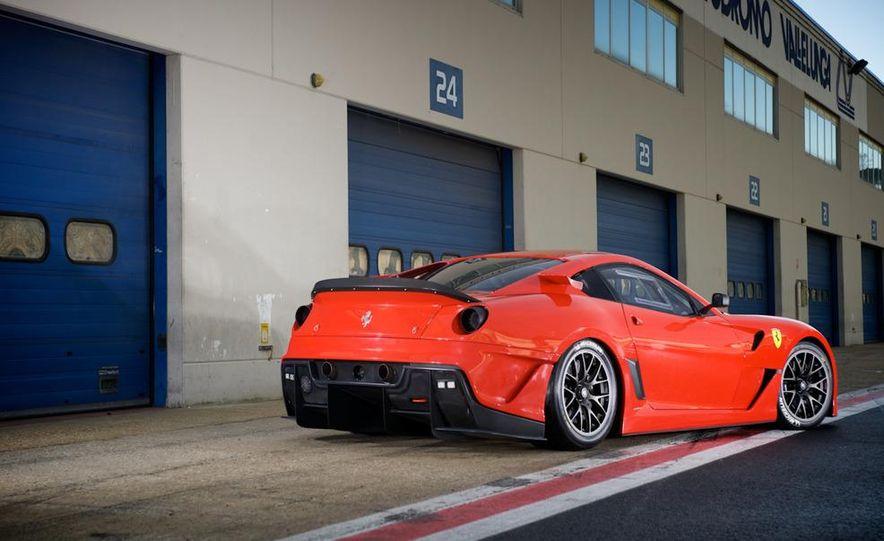 2011 Ferrari 599GTO - Slide 28