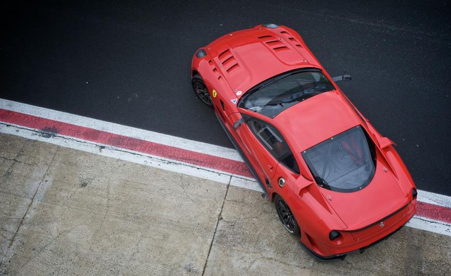 2011 Ferrari 599GTO - Slide 29