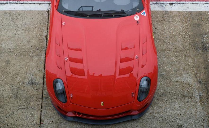 2011 Ferrari 599GTO - Slide 38