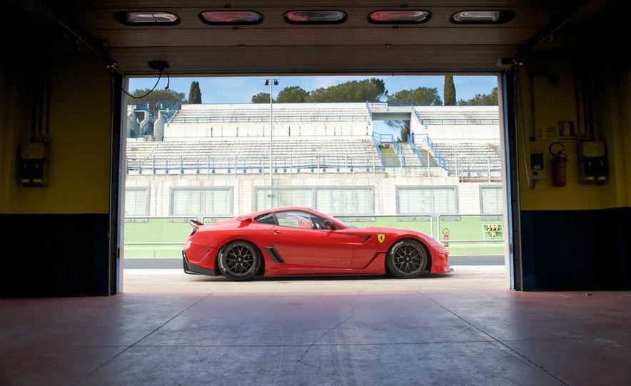 2011 Ferrari 599GTO - Slide 30