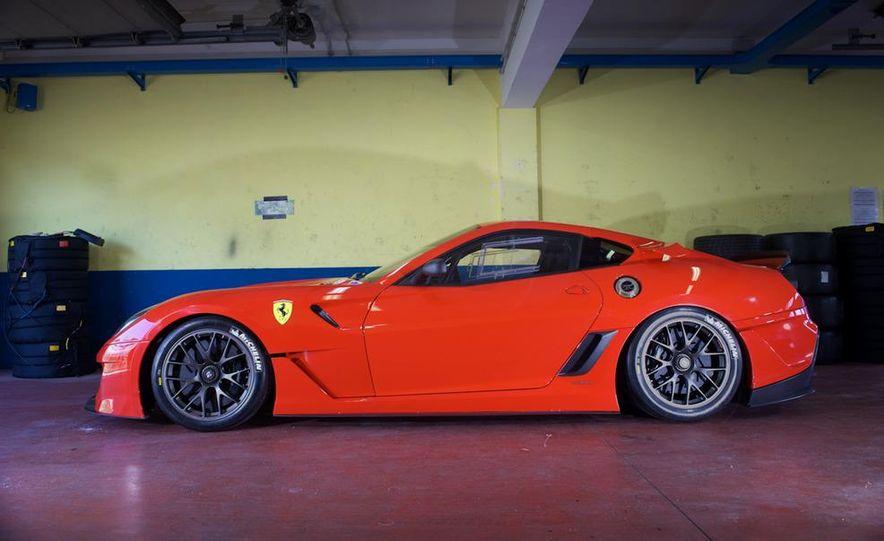 2011 Ferrari 599GTO - Slide 31