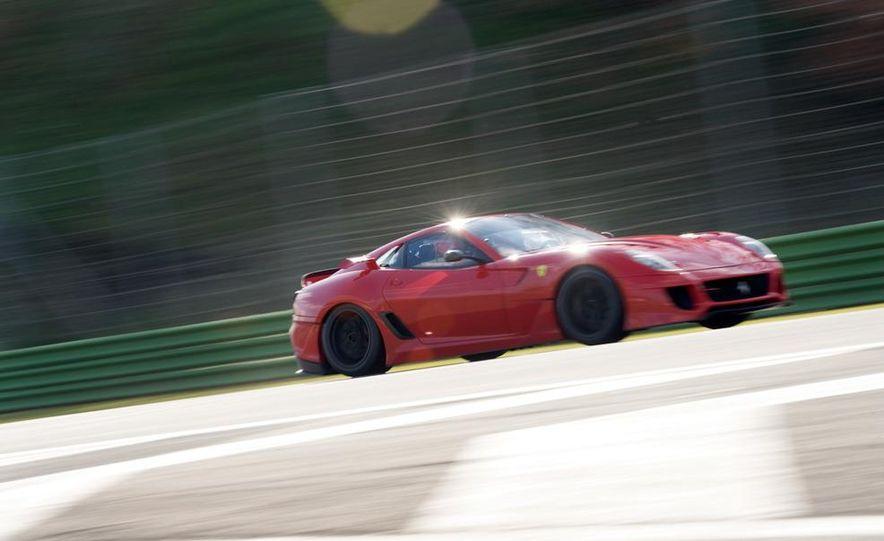 2011 Ferrari 599GTO - Slide 6