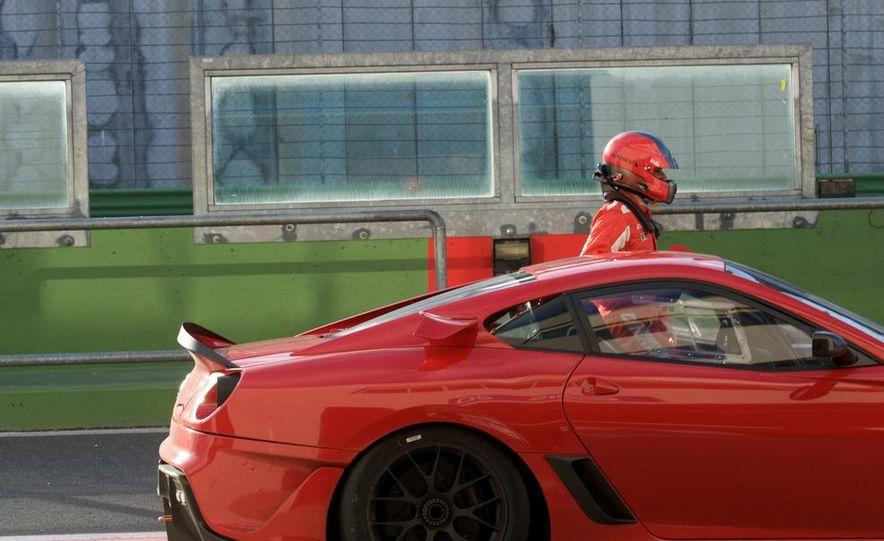 2011 Ferrari 599GTO - Slide 40